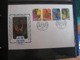 FDC 1979 -  PAPUA NEW GUINEA   : Internationales Jahr Des Kindes   -   1 - Francobolli
