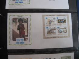 FDC 1979 -  PENRHYN      : Internationales Jahr Des Kindes   -   1 - Francobolli