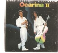 "CD     Diego  Modena  &  J-Ph  Audin   ""   Ocarina  II  ""   De  1993    Avec  12  Titres - Instrumental"