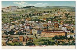 CPA - Palestine - NAZARETH - General View - Vue Générale - Palestine