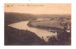 B 4900 SPA, Lac De Walfarz, 1915, Deutsche Feldpost, Landsturm Batl. Weissenfels - Spa