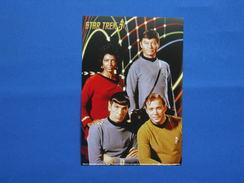 Postcard, Movie, Film, Star Trek - Postkaarten
