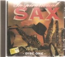 CD     Inspirational  Sax  -  Disc One  -    Avec  15  Titres - Instrumental