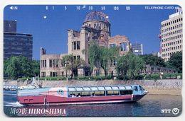 Bateau Boat Télécarte Telefonkarten Phonecard (D.121) - Bateaux