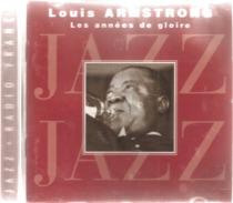 """CD     Louis  Amstrong  """"  Les  Années  De Gloire  De 1923  à  1945  """"       1996     Avec  23  Titres - Jazz"""