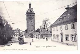 §§§ BASEL - St.Johann-Thor N°132 §§§ - BS Bâle-Ville