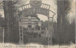 Auderghem.   -   Chaussée De Tervueren.  -   Chalet Robinson   -   1905  Naar  Paris - Auderghem - Oudergem