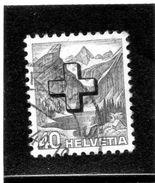 B - 1938 Svizzera - Francobollo Amministrativo - Officials