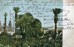 SPAIN - Gran Canaria - Canary Isles - LAS PALMAS Cathedral- Vignette - Undivided Rear - 1905 VG Postmarks Etc - Gran Canaria