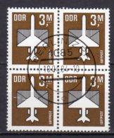 DDR Flugpostmarken  2868   Gestempelt - DDR