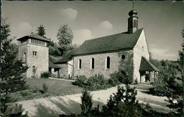 AK Flossenbürg, Lagerkapelle, Um 1960 (24763) - Autres