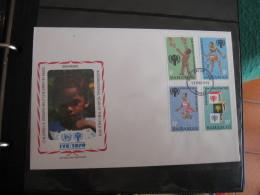 FDC 1979 -  BAHAMAS     : Internationales Jahr Des Kindes   -   1 - Francobolli