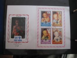 FDC 1979 -  BERMUDA    : Internationales Jahr Des Kindes   -   1 - Francobolli