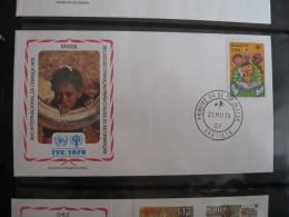 FDC 1979 -  BRASIL  : Internationales Jahr Des Kindes   -   1 - Francobolli