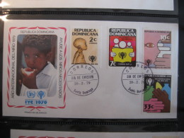 FDC 1979 -  ECUADOR : Internationales Jahr Des Kindes   -   1 - Francobolli