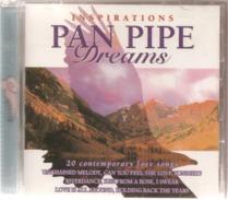 """CD     Pan  Pipe  """"  Inspirations  Dreams  """"     De  1995   Avec  20  Titres - Sin Clasificación"""