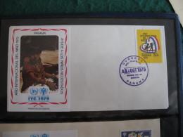 FDC 1979 -  PANAMA   : Internationales Jahr Des Kindes   -   1 - Francobolli