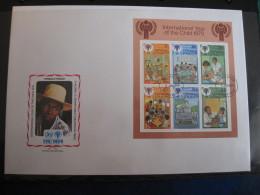 FDC 1979 -  TRINIDAD TOBAGO    : Internationales Jahr Des Kindes   -   1 - Francobolli