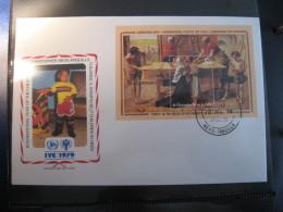 FDC 1979 -  ANGUILLA    : Internationales Jahr Des Kindes   -   1 - Francobolli