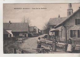 MEROUX - Rue De La Guérite - Andere Gemeenten