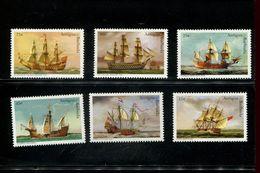 482766929 1996  ** MNH YVERT 2060 2061 2062 2063 2064 2065 SCHEPEN - Antigua Et Barbuda (1981-...)