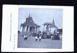 PNOM PENH 1898 - Cambodge