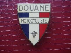 Douane Motocycliste - Police & Gendarmerie