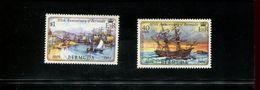 482770303 1984  ** MNH YVERT 441 442 SCHEPEN - Bermudes