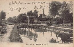 CHARTES SUR CHER - Vue Sur Chatres - France