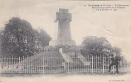 Coulmiers Le Monument Ossuaire - Coulmiers