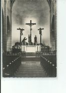 54 BRIEY Interieur De L'église Le Calvaire - Briey