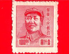 CINA - 1949 - Mao Tse-Tung - 1000.00 - 1949 - ... Repubblica Popolare