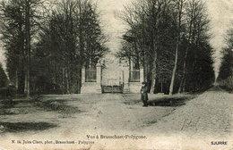 Brasschaat - Kasteel - Château - Vue à Brasschaet-Polygone - Zaventem