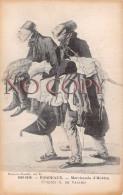 (33) Bordeaux 1818 1819 - Marchands D'Habits - Illustration D'après G. De Galard - Scènes Et Types - Bordeaux