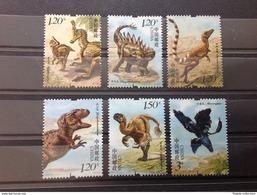 China - Postfris / MNH - Complete Set Dinosauriërs 2017 - 1949 - ... Volksrepubliek