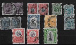 PERU STAMPS → 14 Different Nice Stamps - Pérou
