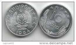 Albania 10 Quindarka 1964. UNC KM#40 - Albanie