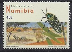 Namibia 2007  Biodiversity  40c (**) MNH - Namibia (1990- ...)