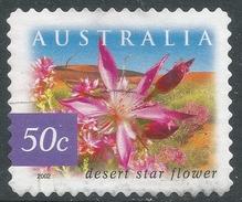Australia. 2002 Flora And Fauna (5th Series). 50c (Self Adhesive) Used SG 2200 - 2000-09 Elizabeth II