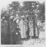 Photo Stéréoscopique Guerre 14-18 War WW1 / 2837 Troupes Coloniales - Riproduzioni