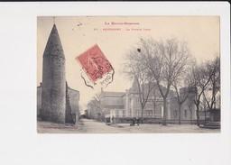 31 Avignonet La Vieille Tour Voyagée 1905 - France