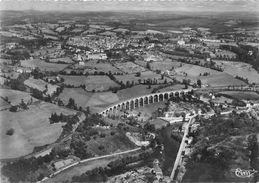 ST LEONARD - Le Viaduc Et Pont De Noblat - Vue Aérienne - CPSM - France