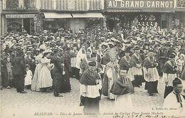 A-17.9745 : BEAUVAIS. FETE DE JEANNE HACHETTE 1905 - Beauvais