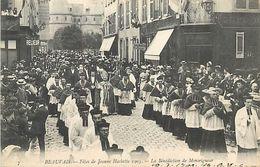 A-17.9747 : BEAUVAIS. FETE DE JEANNE HACHETTE 1905 - Beauvais