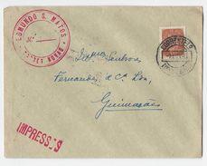 Cover * Portugal * 1946 * Torres Novas * Impressos - 1910-... République