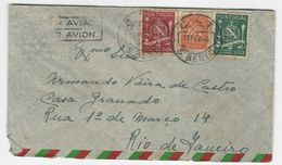Cover * Portugal * 1946 * S. Bento * Porto * Por Avião - 1910-... République