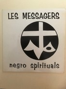 Les Messagers Negro Spirituals - Religion & Gospel