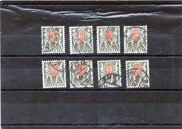B - 1924/26 Svizzera - Segnatasse - Ragazzi Con Scudo - Portomarken