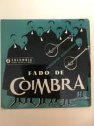 Fado De Coimbra Dr Augusto Camacho - Musiques Du Monde