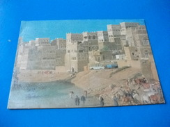 OLD SANA'A YEMEN ARAB REP.AUTO CAR  MUCCHE - Yemen